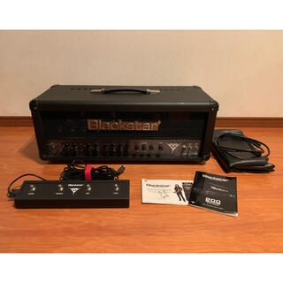 Blackstar Blackfire200 GusGモデル(真空管交換済)(ギターアンプ)