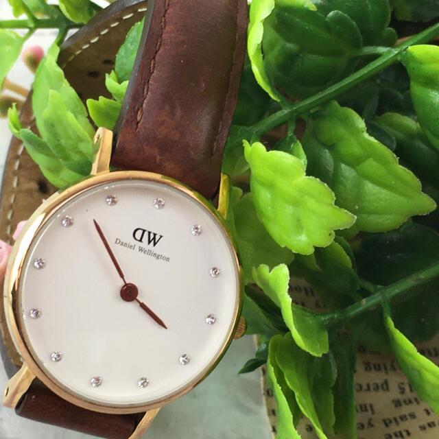 Daniel Wellington(ダニエルウェリントン)の☆セール☆ DW 腕時計 アナログ レディース メンズ ダニエルウェリントン メンズの時計(腕時計(アナログ))の商品写真