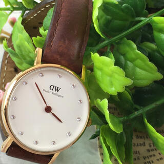Daniel Wellington - ☆セール☆ DW 腕時計 アナログ レディース メンズ ダニエルウェリントン
