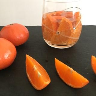 【chico8915さま専用】希少品種「べにばえ」天草産和製オレンジ 75個(フルーツ)