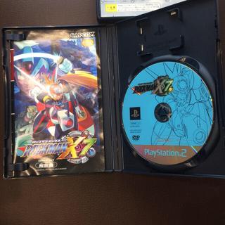 プレイステーション2(PlayStation2)のロックマンX7 ラチェットアンドクランク PS2(家庭用ゲームソフト)