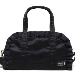 ポーター(PORTER)のatmos x PORTER RUFFLE 2WAY BOSTON BAG(ボストンバッグ)