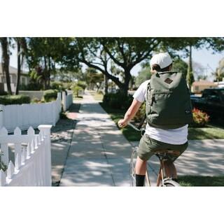 ロンハーマン(Ron Herman)のbrixton carson backpack ブリクストン リュック(バッグパック/リュック)