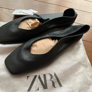 ZARA - ZARA新品‼︎完売パンプス