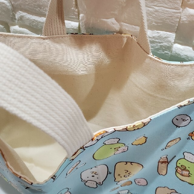 サンリオ(サンリオ)のすみっコぐらし♡レッスンバッグ キッズ/ベビー/マタニティのこども用バッグ(レッスンバッグ)の商品写真