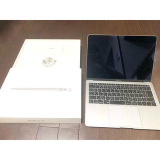 Apple - 最安値!APPLE MacBook Air 256GB スペースグレー