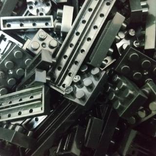 カワダ(Kawada)のナノブロック 黒 バラ売りもできます(積み木/ブロック)