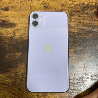 Apple - iPhone 11 パープル 128GB