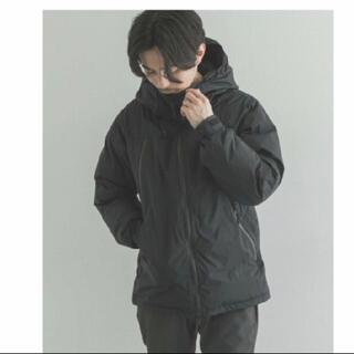 NANGA - 最安値 新品 ナンガ アーバンリサーチ M ブラック ダウン ジャケット