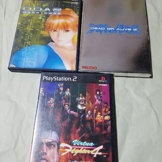 プレイステーション2(PlayStation2)のPS2     デッドオアアライブなど(家庭用ゲームソフト)
