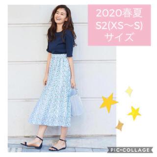 クミキョク(kumikyoku(組曲))のワンピース♡サイズXS〜S♡2020春夏(ひざ丈ワンピース)