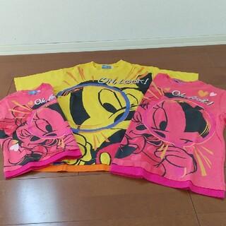 ディズニー(Disney)のディズニー Tシャツ 3枚セット(Tシャツ/カットソー)
