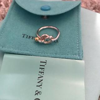 Tiffany & Co. - ティファニーノット たぶん10号