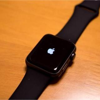 アップル(Apple)のApple Watch series 3 GPS 42mm(腕時計(デジタル))