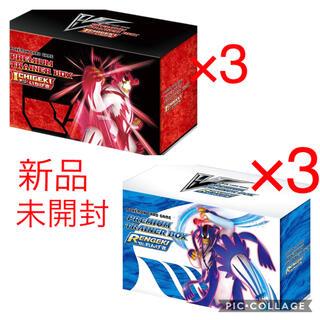 ポケモン(ポケモン)のポケモン プレミアムトレーナーボックス 一撃 連撃 マスター 6BOX セット(Box/デッキ/パック)