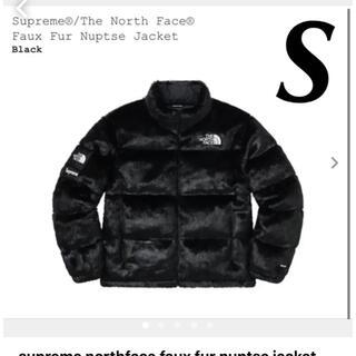 Supreme - supreme north face fur nuptse ヌプシ
