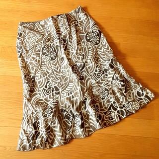 LOUNIE - LOUNIEルーニィ  ラメ入りスカート