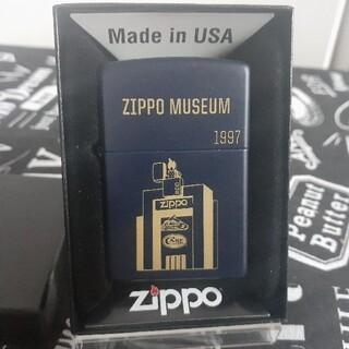 ジッポー(ZIPPO)のzippoジッポ未使用新品ジッポミュージアム(タバコグッズ)