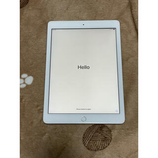 iPad - iPad 2017 32GBシルバー simフリー simロック解除済み