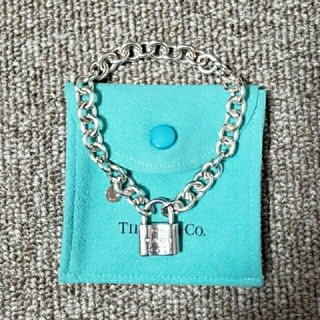 Tiffany & Co. - ティファニー 1837 ロックチャーム カデナ ブレスレット