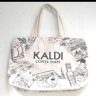 カルディ(KALDI)のKALDI カルディ エコバック トートバッグ(トートバッグ)