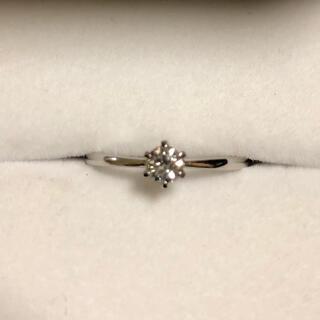 専用です。pt900   0.2 ダイヤモンド リング(リング(指輪))