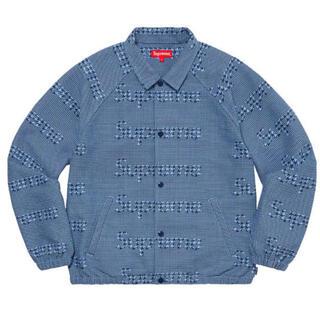シュプリーム(Supreme)の[正規品] Supreme Houndstooth jacket 定価以下(ブルゾン)