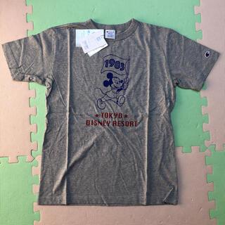 ディズニー(Disney)のディズニー チャンピオン ミッキー Tシャツ M(Tシャツ/カットソー(半袖/袖なし))
