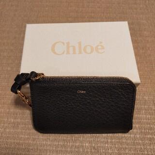 Chloe - Chloe カードケース!!ブラック!