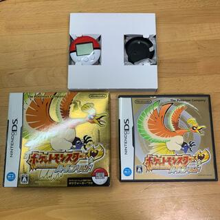 ポケモン(ポケモン)のポケットモンスター ハートゴールド DS(携帯用ゲームソフト)