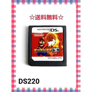 ニンテンドーDS(ニンテンドーDS)のマリオバスケ 3on3(携帯用ゲームソフト)