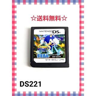 ニンテンドーDS(ニンテンドーDS)のソニック カラーズ(携帯用ゲームソフト)