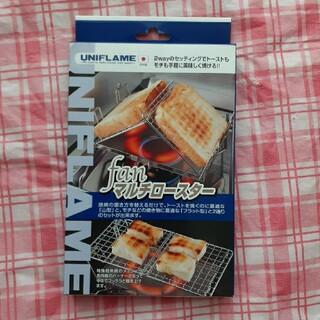 ユニフレーム(UNIFLAME)のユニフレーム UNIFLAME fanマルチロースター 660072 ロースター(調理器具)