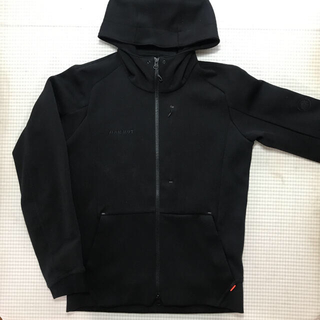 マムート(Mammut)のマムート ディノMLジャケット メンズL   ブラック(登山用品)