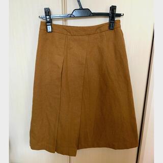 イーハイフンワールドギャラリー(E hyphen world gallery)のイーハイフン 膝丈スカート(ひざ丈スカート)