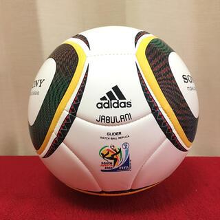 アディダス(adidas)のアディダス ジャブラニ 2010年W杯 南アフリカ レプリカ5号 SONYモデル(ボール)