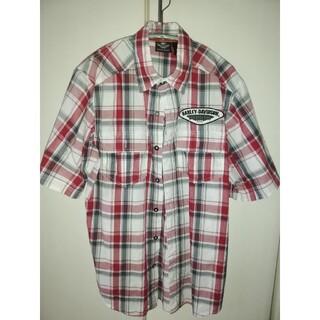 ハーレーダビッドソン(Harley Davidson)のハーレーダビッドソン メンズシャツ(シャツ)