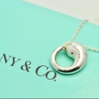 ティファニー(Tiffany & Co.)のティファニー✴︎エターナルサークル 新品(ネックレス)
