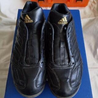 アディダス(adidas)の●adidas●少年野球スパイク23.5cm(シューズ)