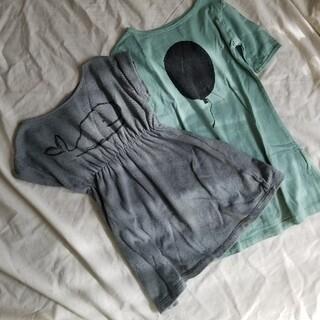 ボボチョース(bobo chose)のBOBO CHOSES ワンピース2枚セット(Tシャツ/カットソー)
