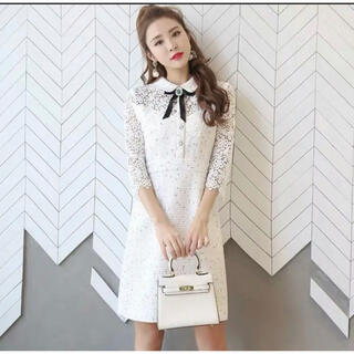 ワンピース 韓国♡(ミニドレス)
