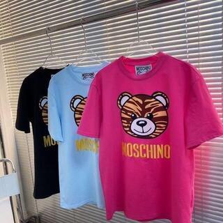 モスキーノ(MOSCHINO)のmoschino   tee  男女兼用!!(Tシャツ/カットソー(半袖/袖なし))