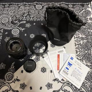 ソニー(SONY)のSONY FE 55mm FA ZA SEL55F18Z(レンズ(単焦点))