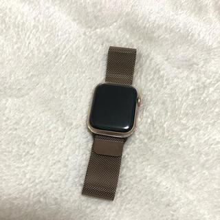 アップルウォッチ(Apple Watch)のApple Watch Series 5 40mm(その他)