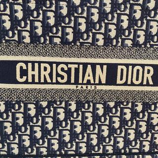 Christian Dior - DIOR BOOK TOTE スモール オブリーク エンブロイダリー