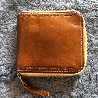ヴィスヴィム(VISVIM)のビズビム 本革 二つ折り財布(折り財布)