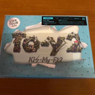 キスマイフットツー(Kis-My-Ft2)のキスマイ LIVE TOUR 2020 To-y2 初回盤(ミュージック)