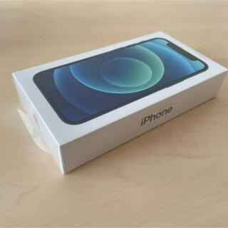 iPhone - iPhone12 64GB ブルー SIMフリー