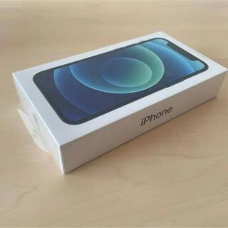 iPhone - iPhone12 64GB ブルー SIMフリー