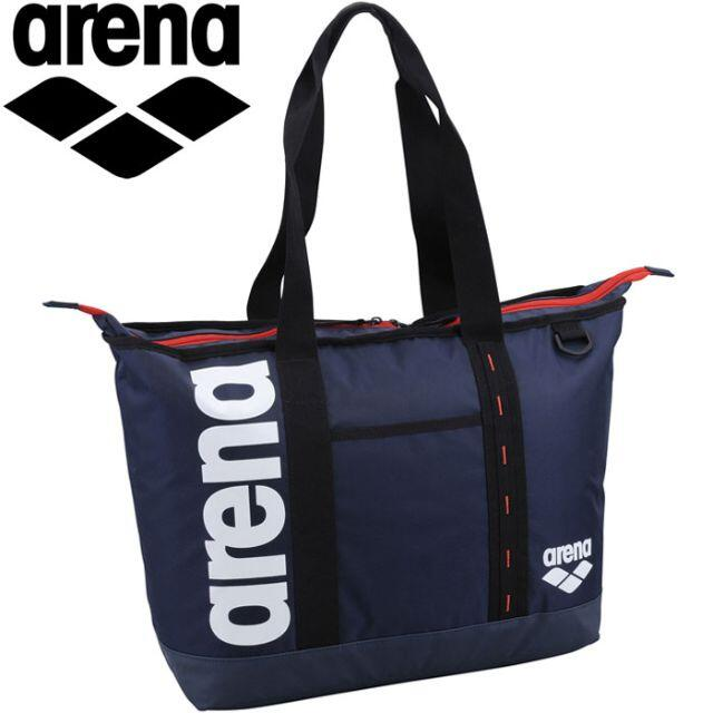 arena(アリーナ)のアリーナ トートバッグ AEANJA09-NVY スポーツ/アウトドアのスポーツ/アウトドア その他(マリン/スイミング)の商品写真
